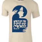 T-Shirt - Coincidenze Uomo Sabbia