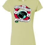T-Shirt - Salvagente Donna Sabbia