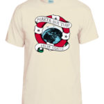 T-Shirt - Salvagente Uomo Sabbia